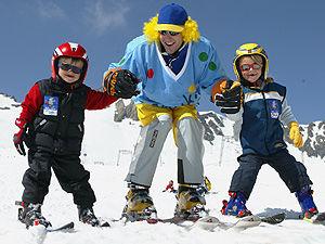 KIDS ON SNOW mit der Skischule Predigtstuhl