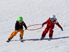 Winterspaß beim Kinderskikurs mit der Skischule Sankt Englmar - Bayerwald