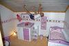 Das Kinderzimmer im Haus am Kopf am WaldWipfelWeg