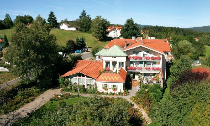 Hotel Waldblick St Oswald