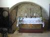 Altar in der Klosterkirche in Sankt Oswald