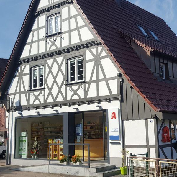 Hornisgrinde Apotheke Sasbachwalden
