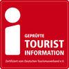 Wir sind eine zertifizierte Tourist-Information
