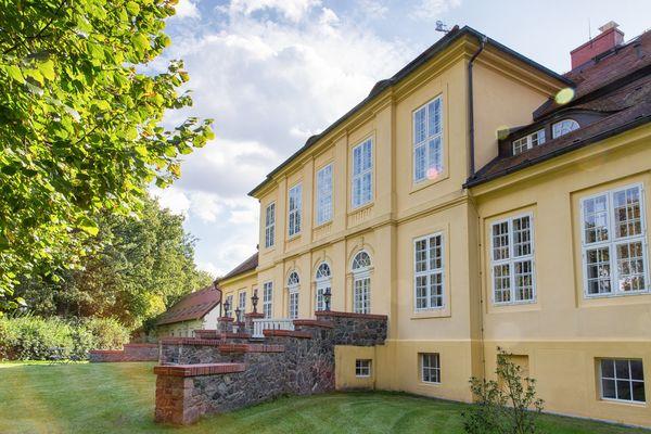 Gutshaus Sauen, Foto: Florian Läufer