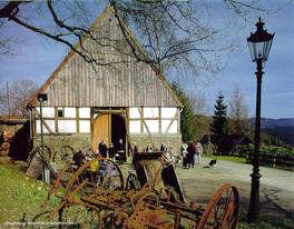 Historisches Bauernhaus Wippekühl in Schalksmühle