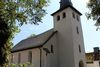 Das Kirchenschiff der Ortskirche