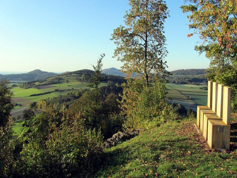 Landschaftsthrone