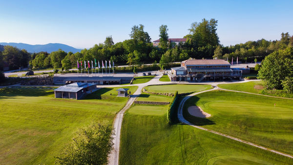 Deggendorfer Golfclub auf der Rusel