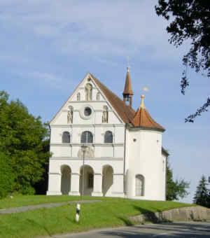 Lorettokapelle in Scheer
