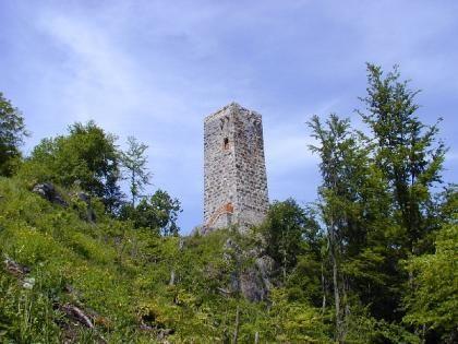 Schlossturm bei Schelklingen