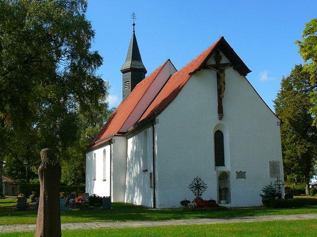 Sankt-Afra-Kapelle bei Schelklingen