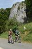 Radweg Hohle Fels bei Schelklingen