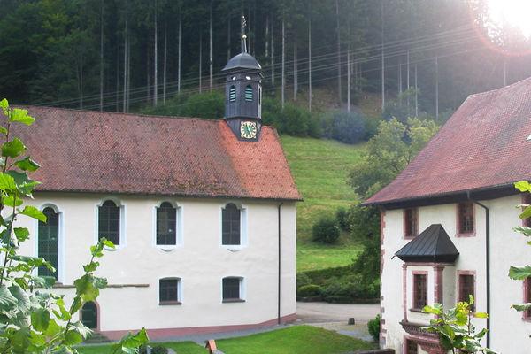Schenkenzell - Kloster Wittichen