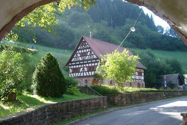 Schenkenzell - Klostermuseum Wittichen
