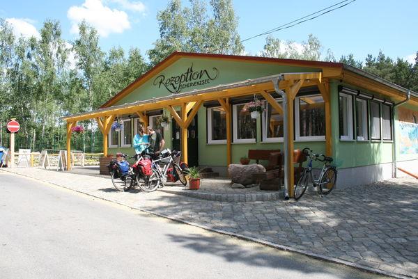 e bike ladestation am campingplatz schervenzsee seenland oder spree. Black Bedroom Furniture Sets. Home Design Ideas