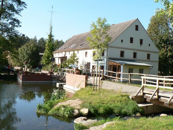 Ragower Mühle, Foto: Ziesig