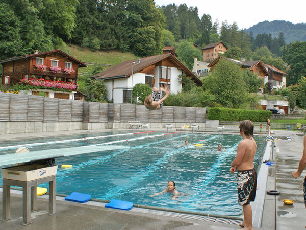 Schwimmbad Schiers