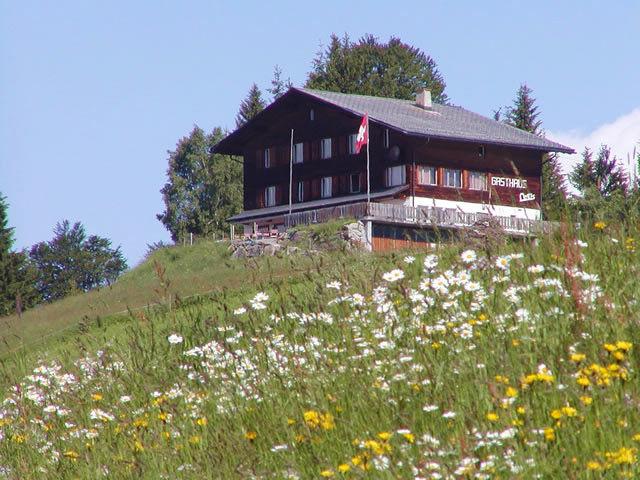 Berghaus Mottis auf Stels