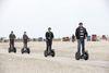 Segwaytouren am Strand von Schillig