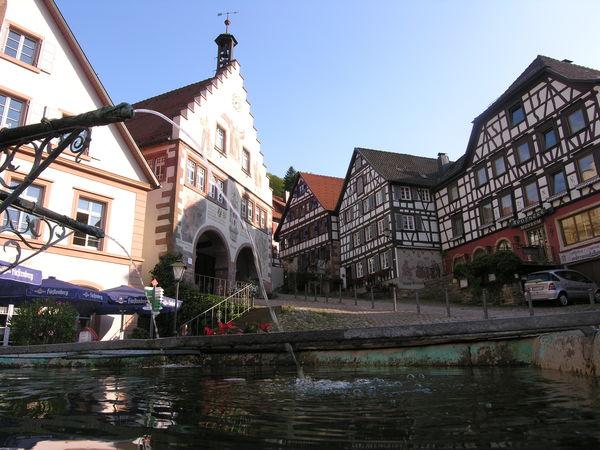 Kinzigtal im schwarzwald for Fachwerk winkel