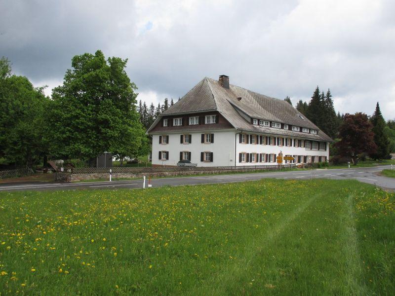 Außenaufnahme Lindenhof Schluchsee