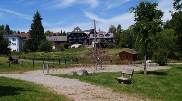 Spielplatz Wiesengrundpark