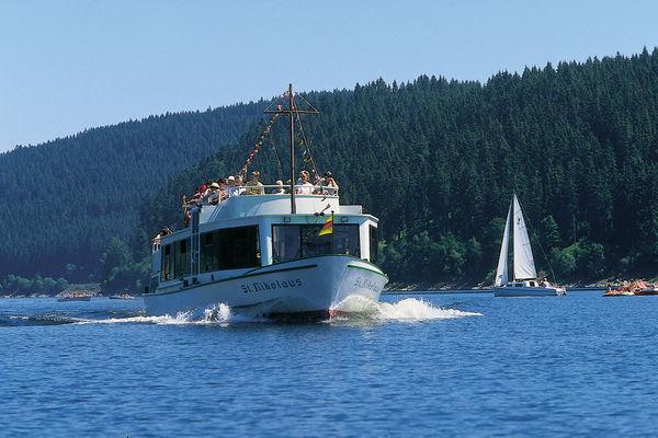 Seerundfahrten auf dem Schluchsee
