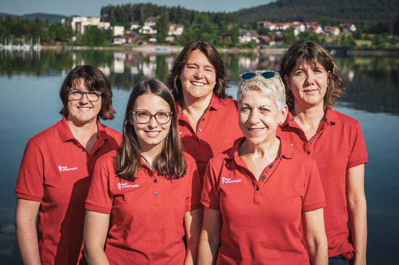 Team Tourist-Information Schluchsee