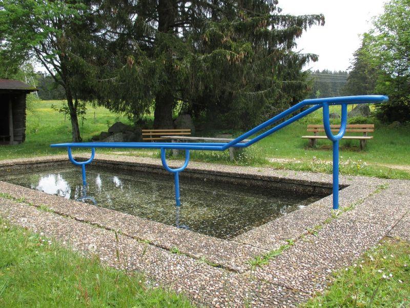 Wassertretstelle Faulenfürst