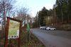 Impressionen des Wanderparkplatzes Wilzenberg