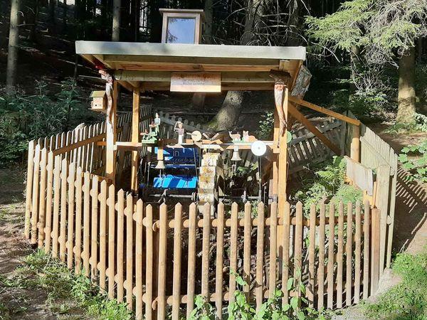 Wasserrad Oberrarbach