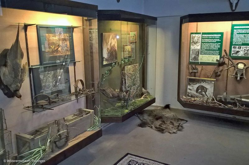 Wilderermuseum Thüringen