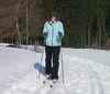 Skiwandern im Langlaufgebiet Brotjacklriegel-Sonnenwald im Bayerischen Wald