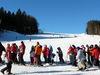 Familien-Skispaß am Steinberglift in Langfurth im Skigebiet Sonnenwald