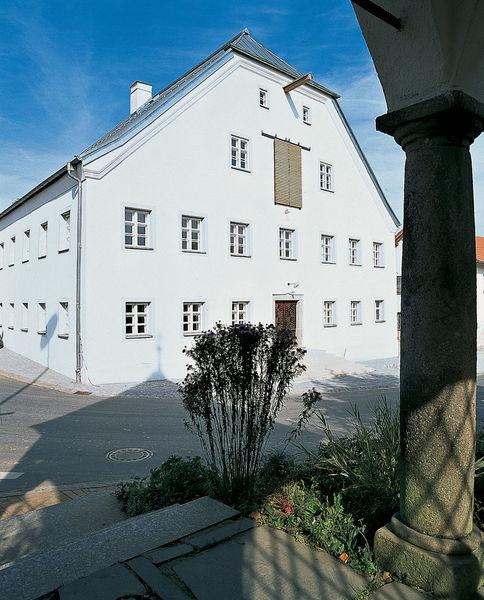 Naturpark-Infostelle für den Landkreis Deggendorf im Würzingerhaus