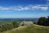 Auf dem Lochenstein mit Gipfelkreuz