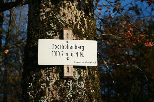 Oberhohenberg Schörzingen