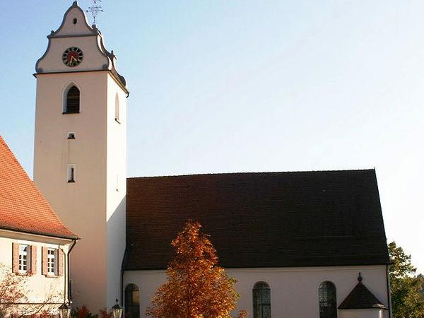 St. Gallus Kirche in Schörzingen