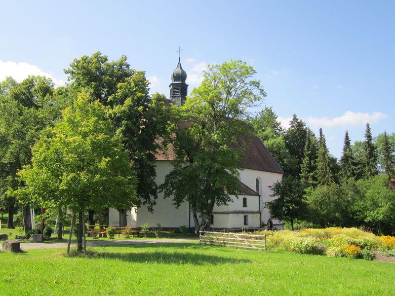 Palmbühlkirche bei Schömberg