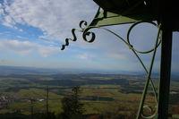 Blick vom Lemberg-Turm
