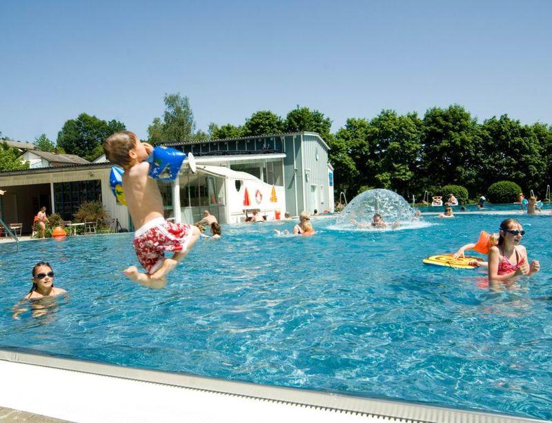 Kinderspaß im Erlebnisbad in Schönberg