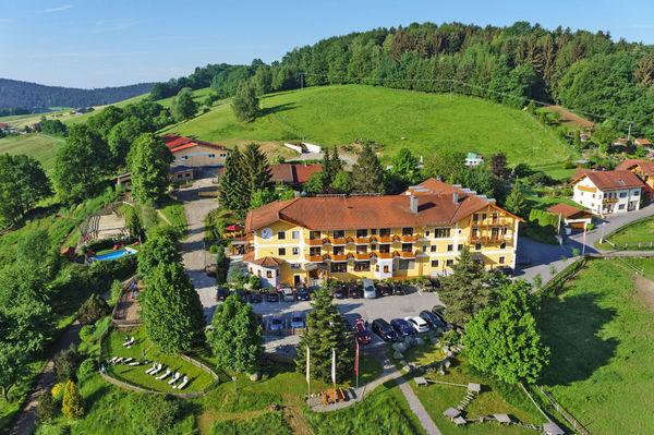 Das Familotel Landhaus zur Ohe in Maukenreuth