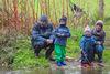 Lasububen-Fischen im Familotel Landhaus zur Ohe