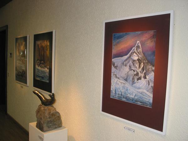 Bildergalerie im Schönberger Rathaus