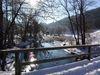 Wintertraum an der Ilz im Bayerischen Wald