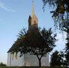 Die Wallfahrtskirche in Kirchberg bei Schönberg