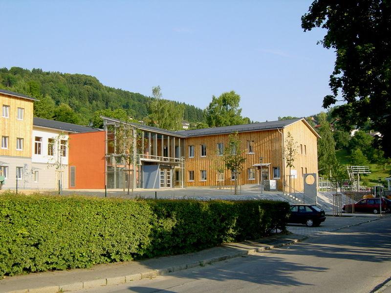 Das Kunst- und Kulturhaus KUK in Schönberg im Nationalpark-FerienLand Bayerischer Wald