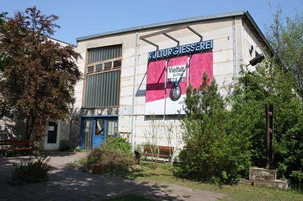 Kulturgießerei in Schöneiche bei Berlin, Foto: Carola Grunwitz