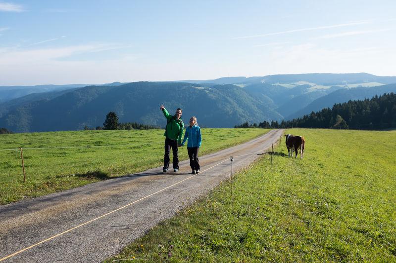 Karte Schwarzwald Zum Ausdrucken.Wandern Im Ferienland Schwarzwald Urlaubsland Baden Württemberg