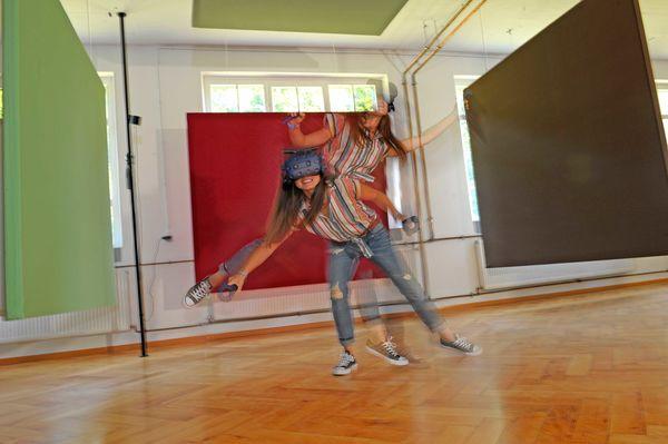 Action und Erlebnis Indoor bei Vritz virtuelle Welten